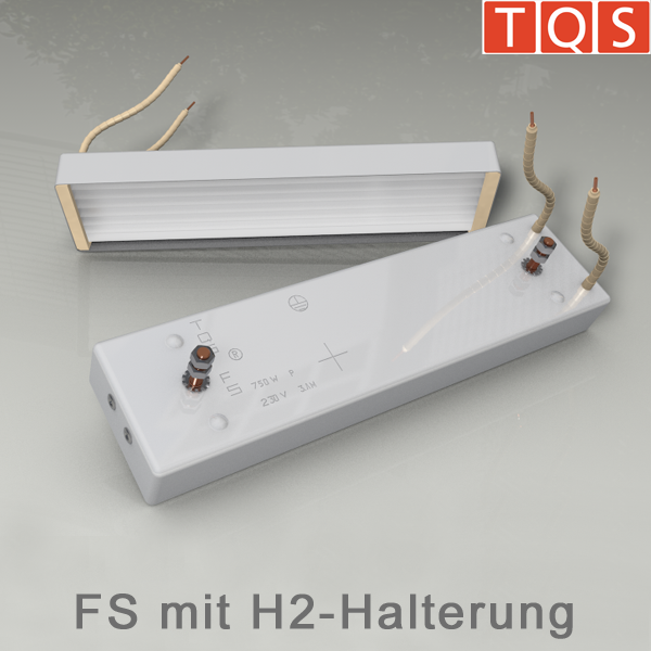 Cassette heater with H2-Mounting – Type FS