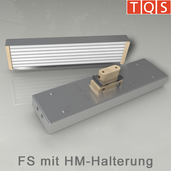 Cassette heater with Mounting HM – Type FS