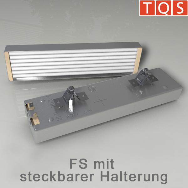 Hochleistungs-Infrarot-Flächenstrahler steckbare Ausführung – Typ FS