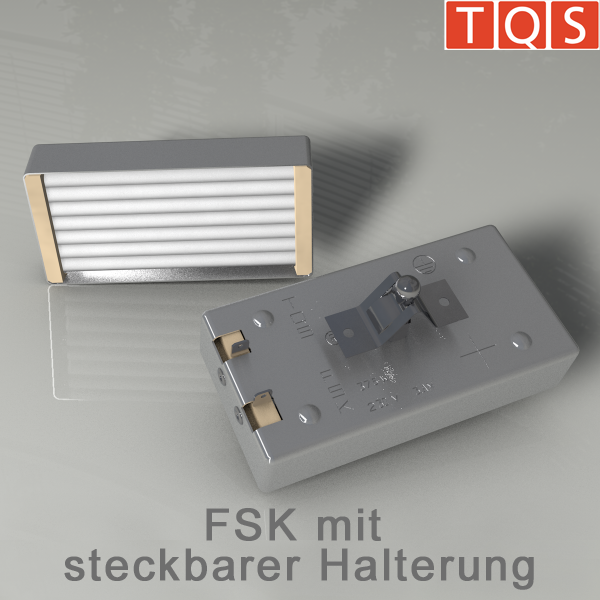 Cassette heater with Plug-in Mounting – Type FSK
