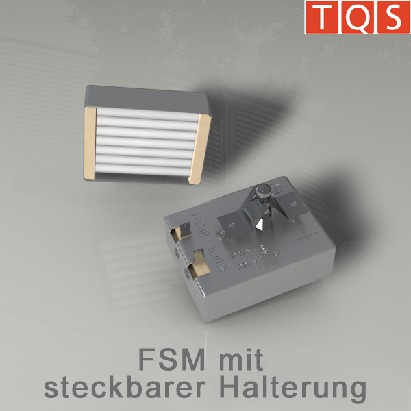 Cassette heater with Plug-in Mounting – Type FSM