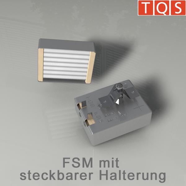 Hochleistungs-Infrarot-Flächenstrahler steckbare Ausführung – Typ FSM