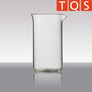 Quarzglas-Becher_hoch_mit_Ausguss