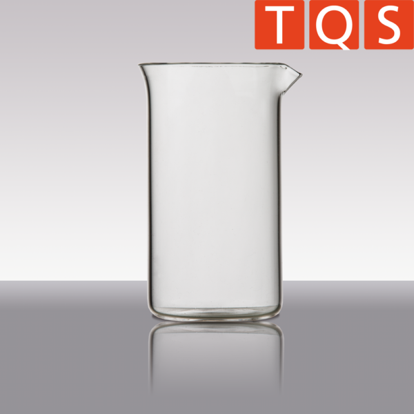 Quartz Glass Beakers – Tall beaker with spout