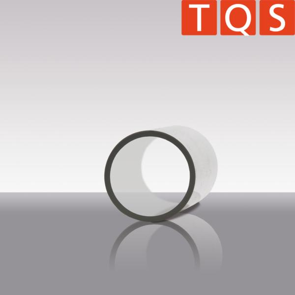 Quarzglas-Rohr