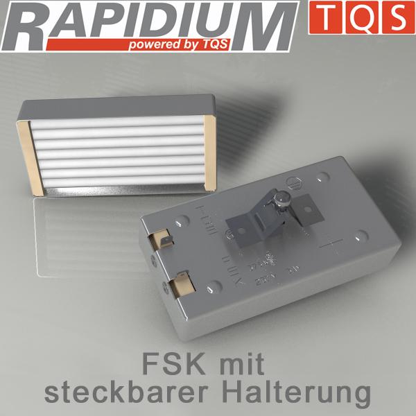 Hochleistungs-Infrarot-Flächenstrahler steckbare Ausführung – Typ FSK