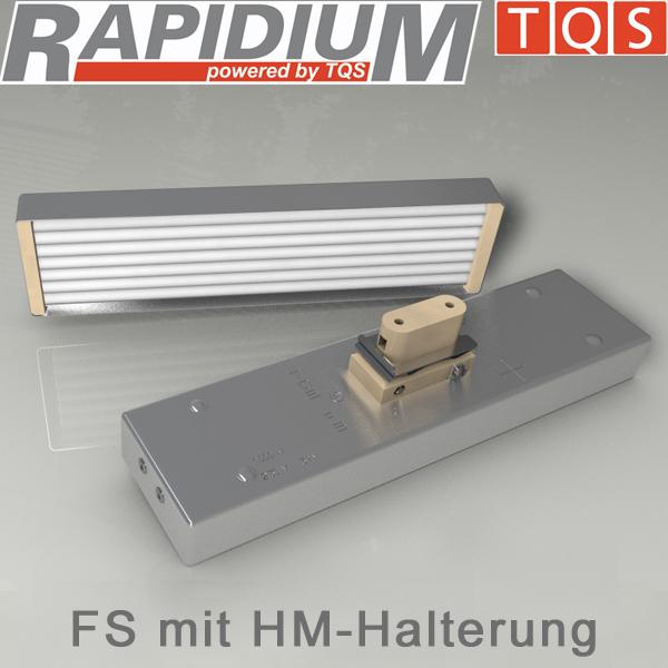 Hochleistungs-Infrarot-Flächenstrahler mit Halterung HM – Typ FS